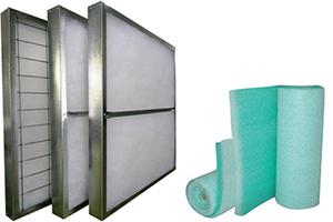 Filtración cabinas